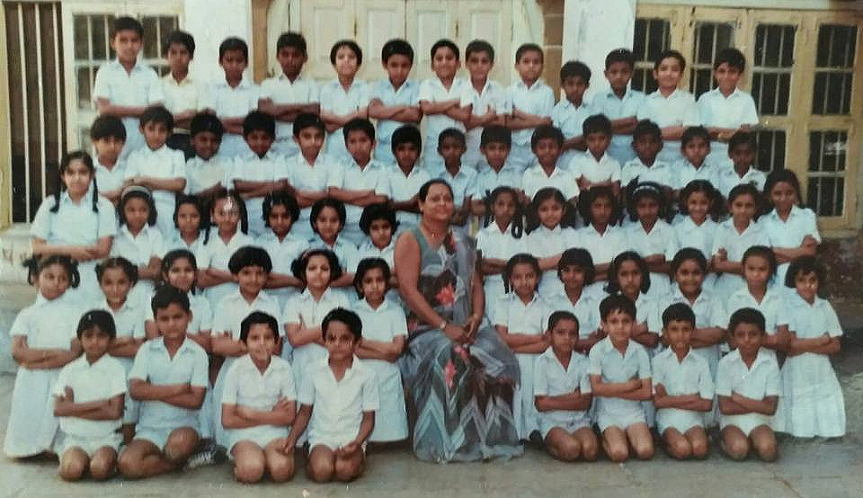 Remembering School Days—22 Years Later
