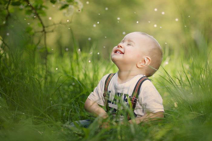 Here's How You Can Be Happy Like A Child