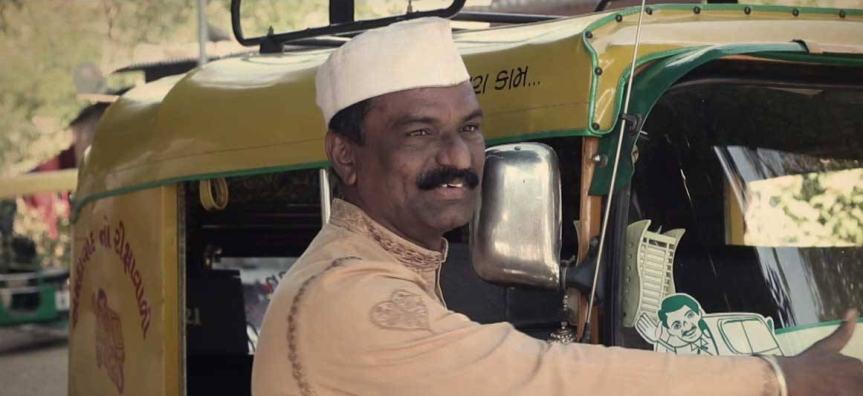 One Minute HERO: Gandhian On Wheels