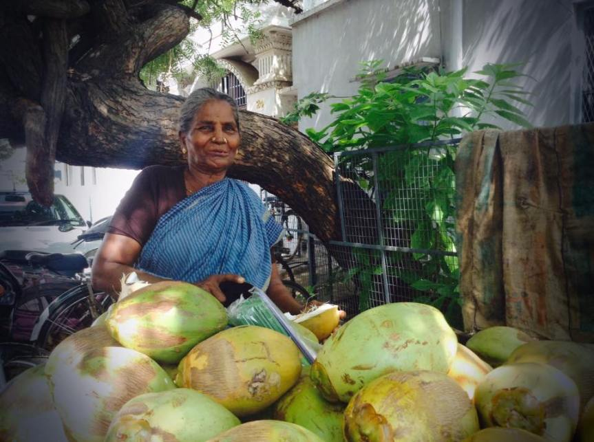 In Conversation With—Coconut Amma