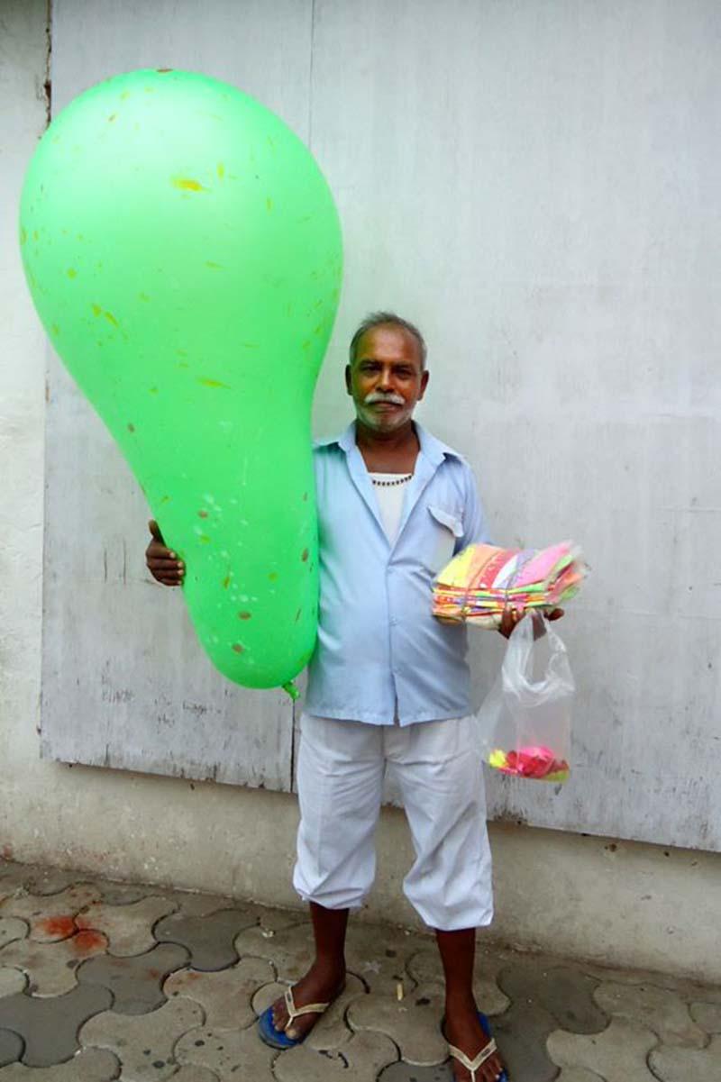 The Balloon Vendor