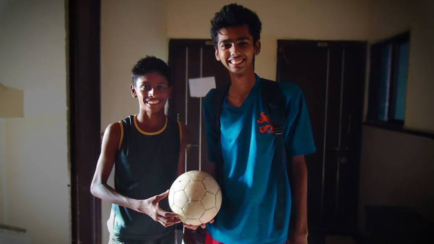 Young Footballers ofIndia