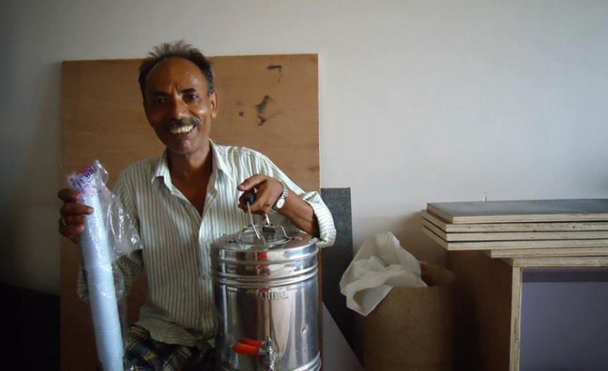 The Teatotaler