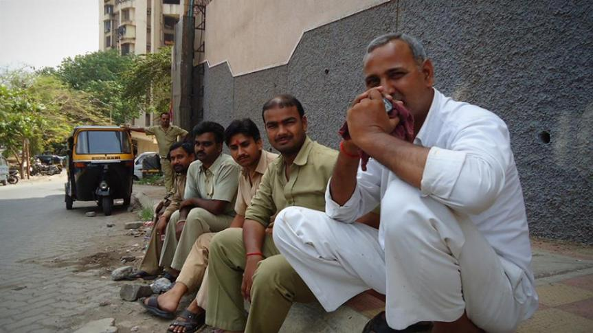 autorickshaw gang
