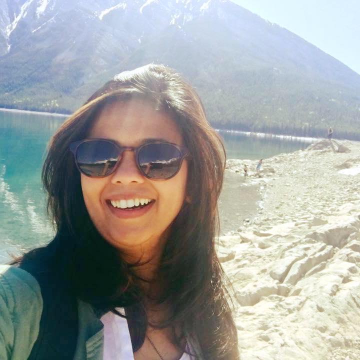 bhakti smiling
