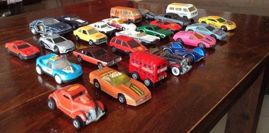 Revisiting Childhood Memories: Fleet OfPassion