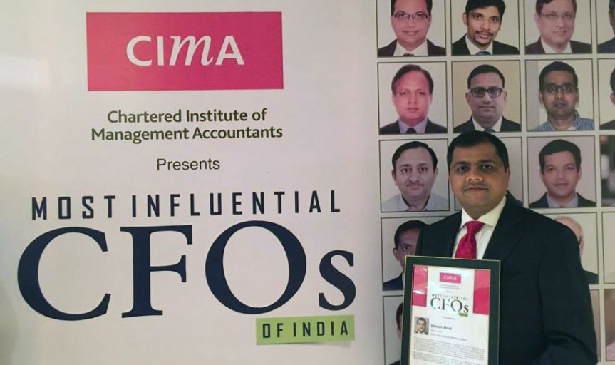 The Modi, Who Is One of the Most Influential CFOs of India