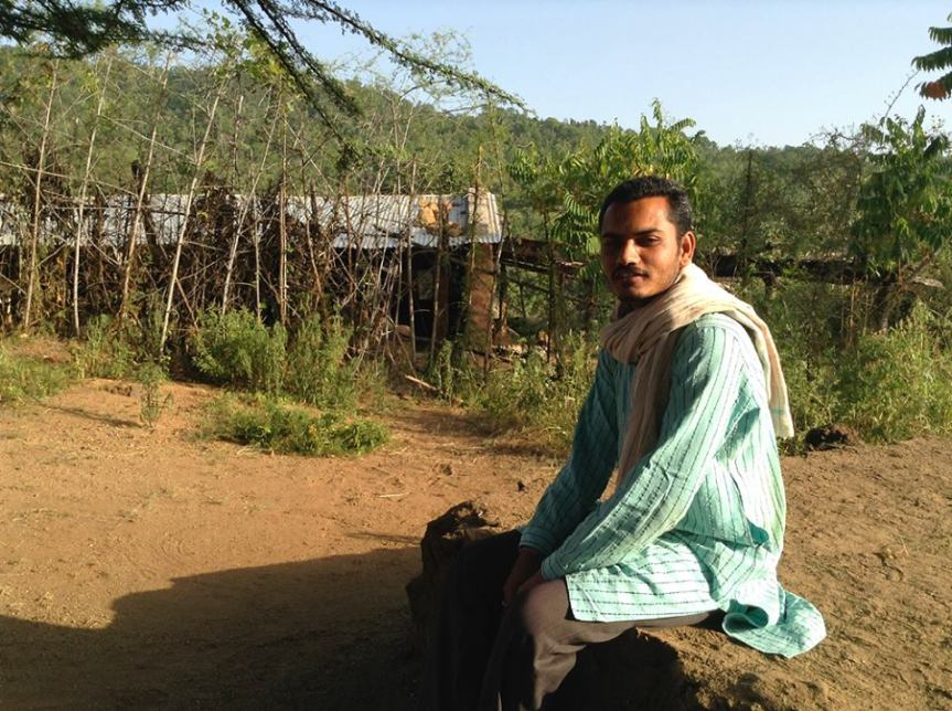 This Man Has Brought His Remote Tribal Village on the Map of India