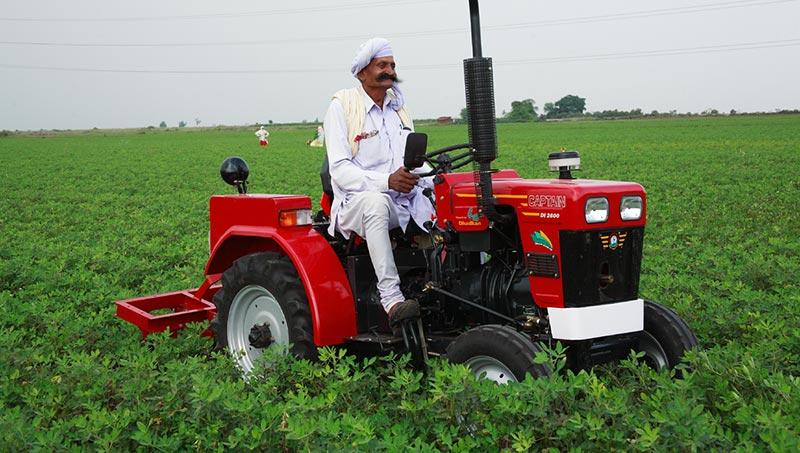 Captain Farmer