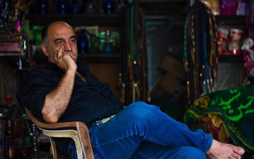Iranian Al Pacino