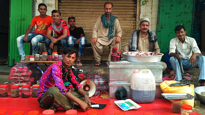 The Power Medicine Seller From Kabul