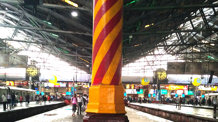 This Pillar, Suddenly, Gives Me a Class!