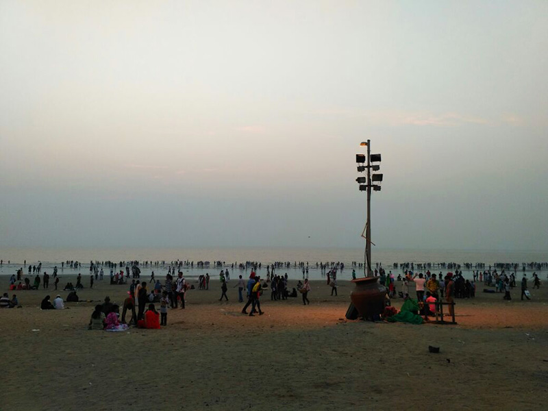 Revisiting Childhood Memories: Juhu Beach