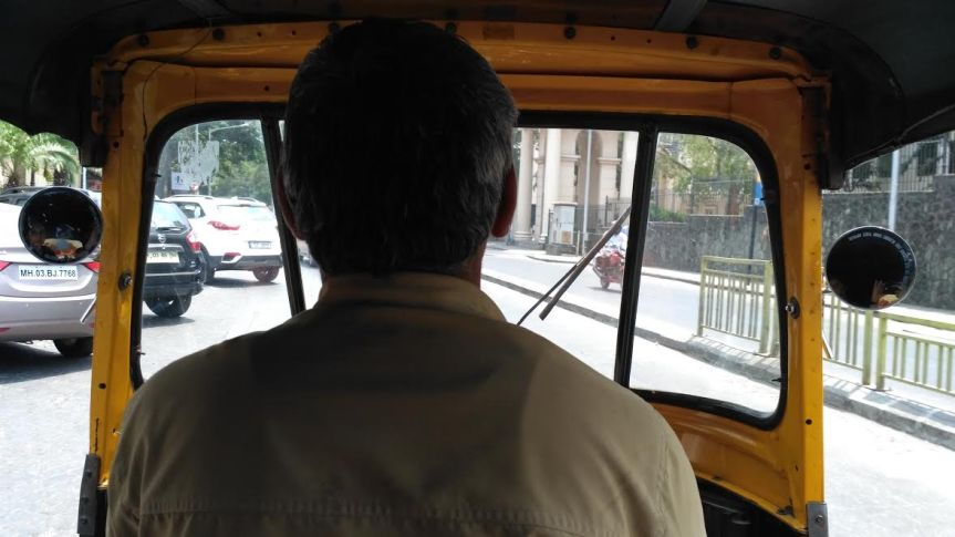 In Conversation With—A Snooty Driver