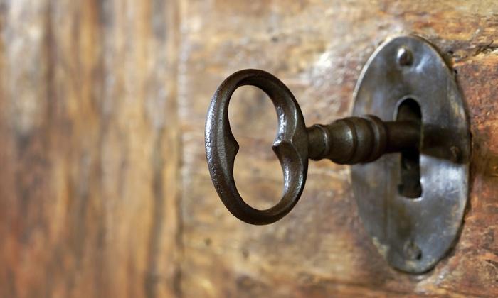 एक चाबी