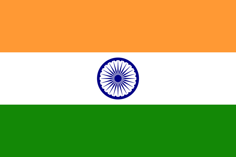 India: Happy Independence Day 2018!
