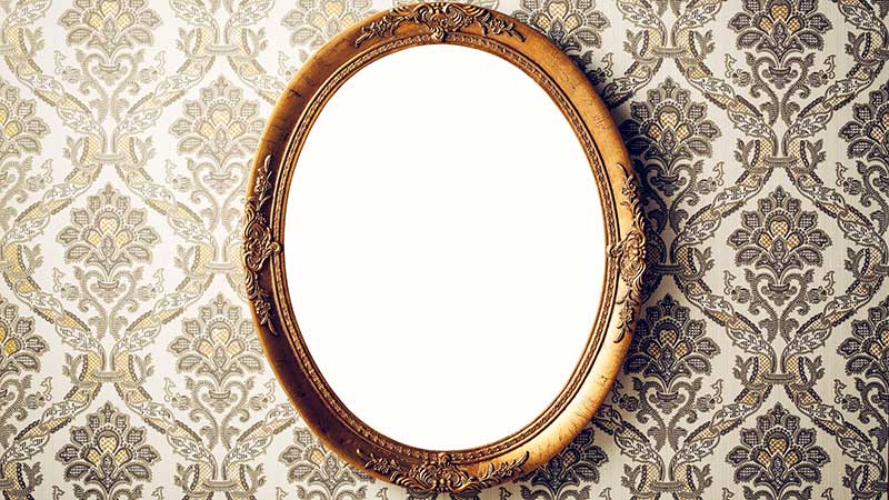 Mirror-Mirror On TheWall