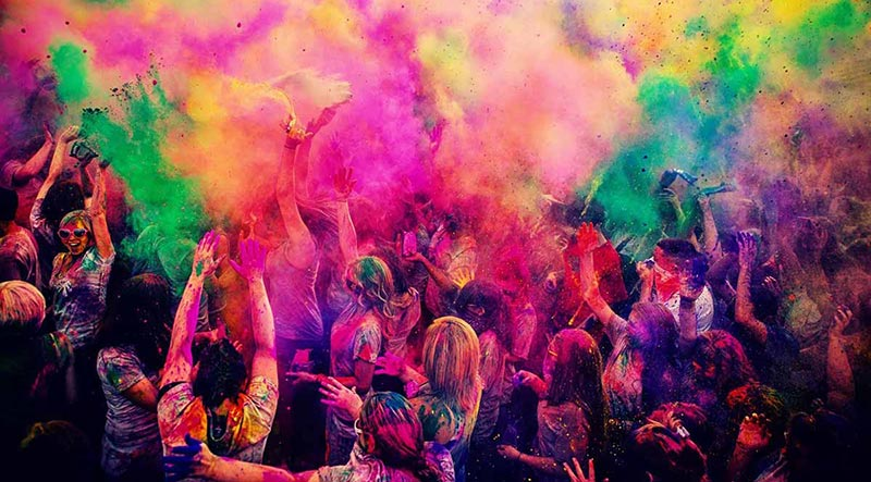 In Our Teens, We Screwed The Spirit Of Holi