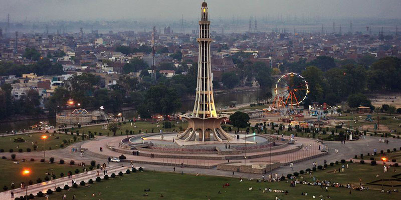 The Lahore Connection