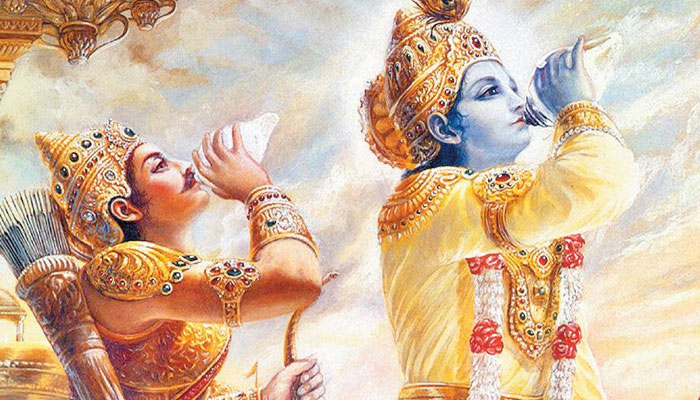 Happiness As Explained In The Bhagavad Gita