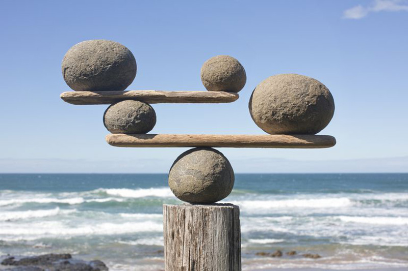 Balance Is The Key To A Successful Life