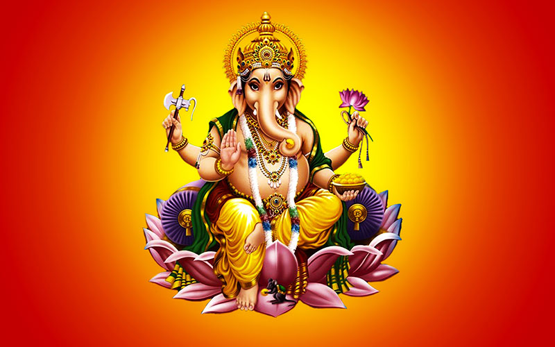 Bappa Is Here to Give a DeepMessage