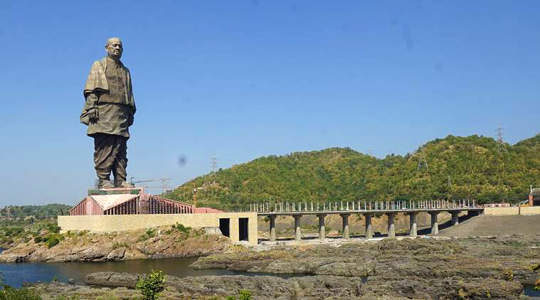 Statue Of Unity: India Gets World's Tallest Statue