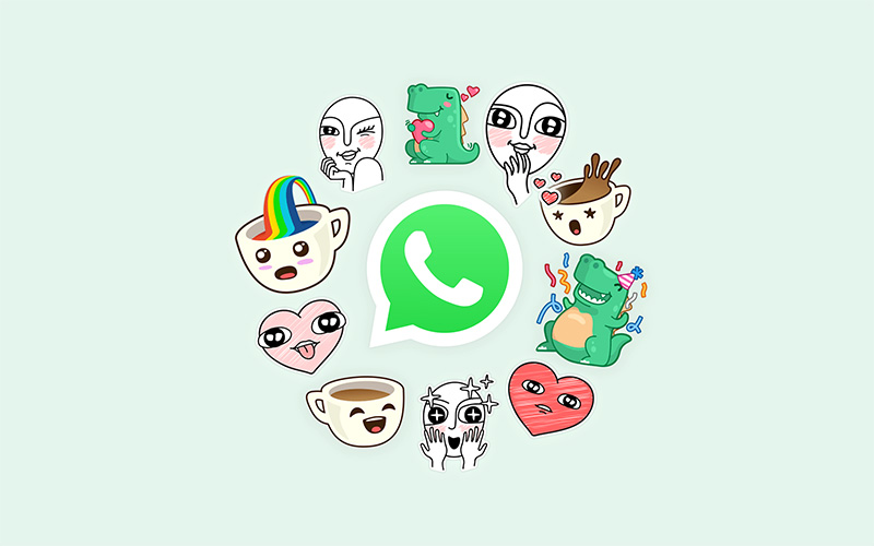 Here's How to Get WhatsApp Stickers on Your Android Phone