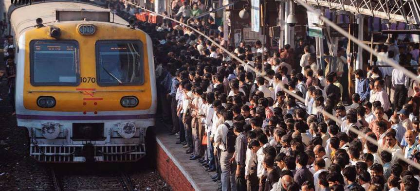 Tips For Riding The Mumbai Local Train