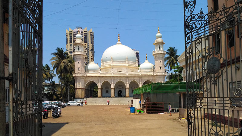 Hasnabad Dargah: Mumbai's Own TajMahal